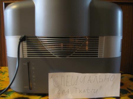 Увлажнитель очиститель воздуха без фильтра
